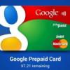 Tarjeta de Debito Google Mastercard